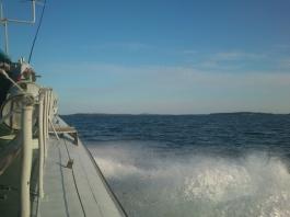 Mot horisonten!