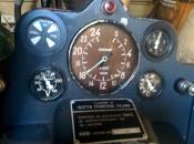 Instrumentpanelen på SB huvudmotor. 1600, givetvis!