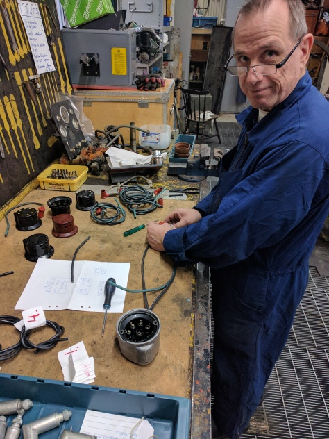 Renovering av tändsystem till de mindre motorerna