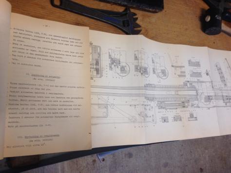 Instruktionsböcker är bra att ha till hands